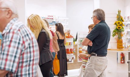 Apotheken Kunden